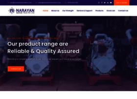 narayanmarinetech.com