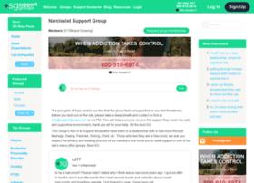 narcissist.supportgroups.com