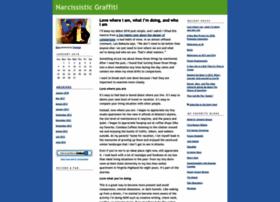 narcissistic_graffiti.typepad.com