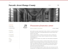 narcoticarrestorangecounty.wordpress.com