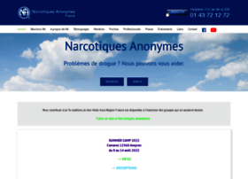 www.narcotiquesanonymes.org Visit site