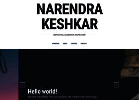 narendrakeshkar.com