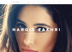 nargisfakhri.com