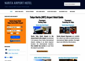 naritaairporthotel.com