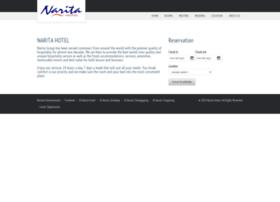 naritahotel.com