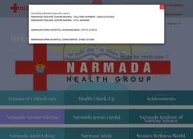 narmadahealthgroup.com