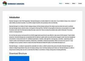 narmadasamagra.org