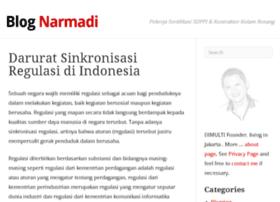 narmadi.net
