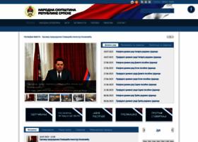 narodnaskupstinars.net