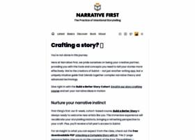 narrativefirst.com
