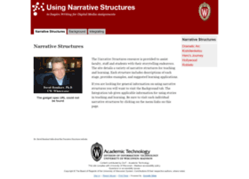 narrativestructures.wisc.edu