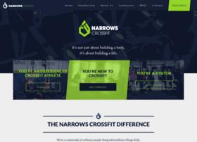 narrowscrossfit.com