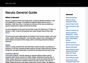 narutohq.com