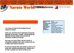 narutoworld.com