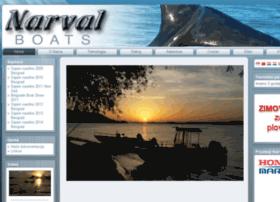 narvalboats.com