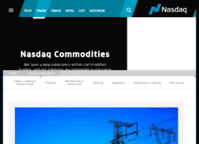nasdaqomxcommodities.com