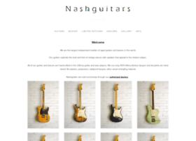 nashguitars.com