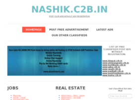 nashik.c2b.in