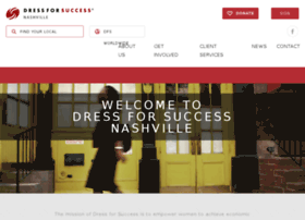 nashville.dressforsuccess.org
