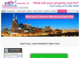nashville.renterswarehouse.com