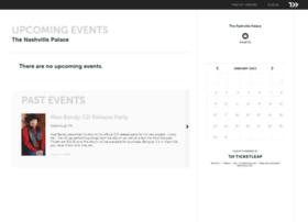 nashvillepalace.ticketleap.com