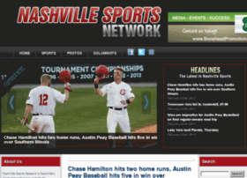 nashvillesportsnetwork.com