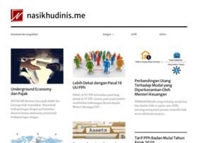 nasikhudinisme.com