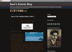 nasir-eclectic.blogspot.in