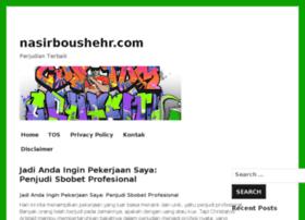 nasirboushehr.com