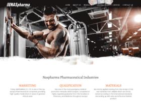 naspharma.com