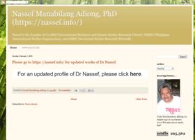 nassef-m-adiong.com