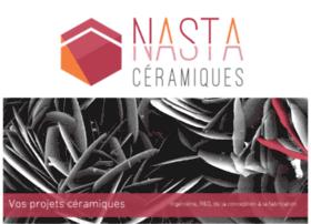 nasta-ceramiques.com