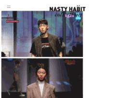 nastyhabit-official.com