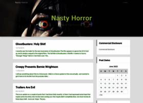 nastyhorror.com