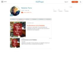 nataliatoro.hubpages.com