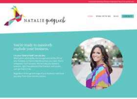 nataliegingrich.com