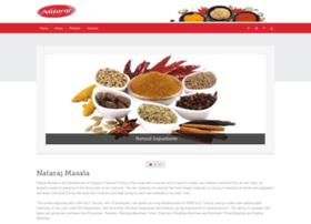 natarajmasala.com