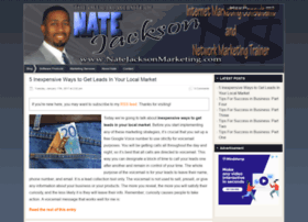 natejacksonmarketing.com