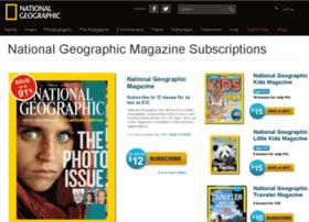 natgeomagazines.com