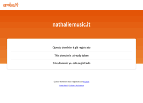 nathaliemusic.it