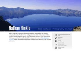 nathanhinkle.com