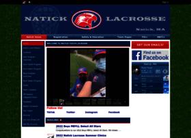 naticklacrosse.com