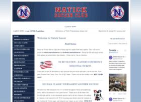 naticksoccer.org