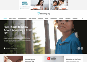 national-adoption-month.adoption.com