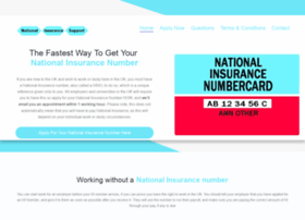 national-insurance-number.co.uk