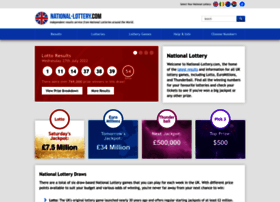 national-lottery.com