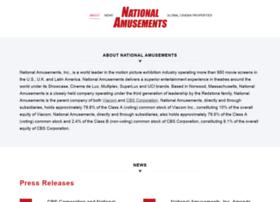 nationalamusements.com