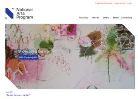 nationalartsprogram.com