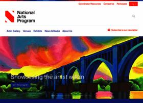 nationalartsprogram.org