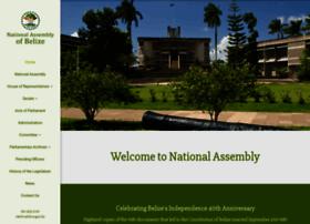 nationalassembly.gov.bz